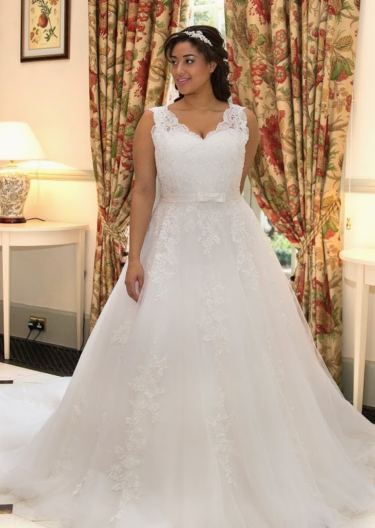 Plus Size Dresses The Bridal Mill