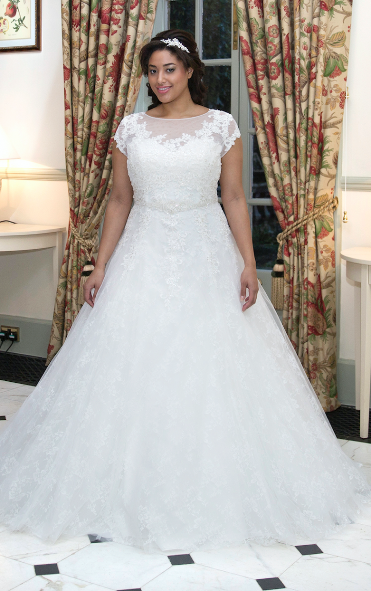 Plus Size Dresses - The Bridal Mill