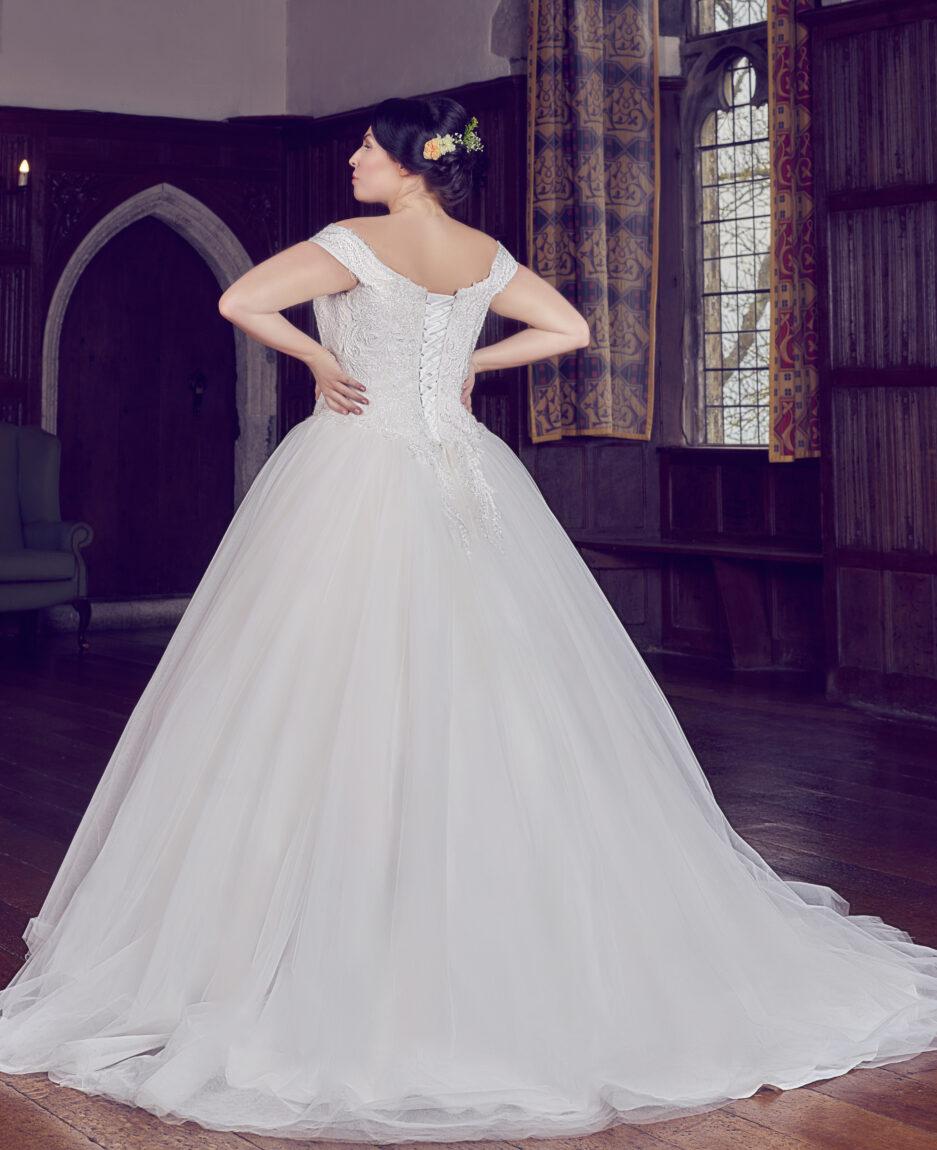 Plus Size Wedding Gowns Uk: Envy By Phoenix Gowns