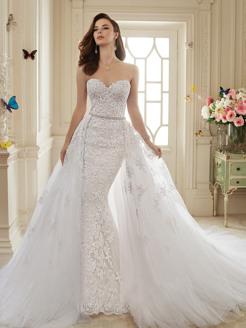 Sophia Tolli Dresses   The Bridal Mill   Wedding Dresses Southampton